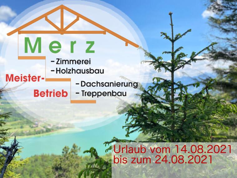 Sommer Urlaub 2021