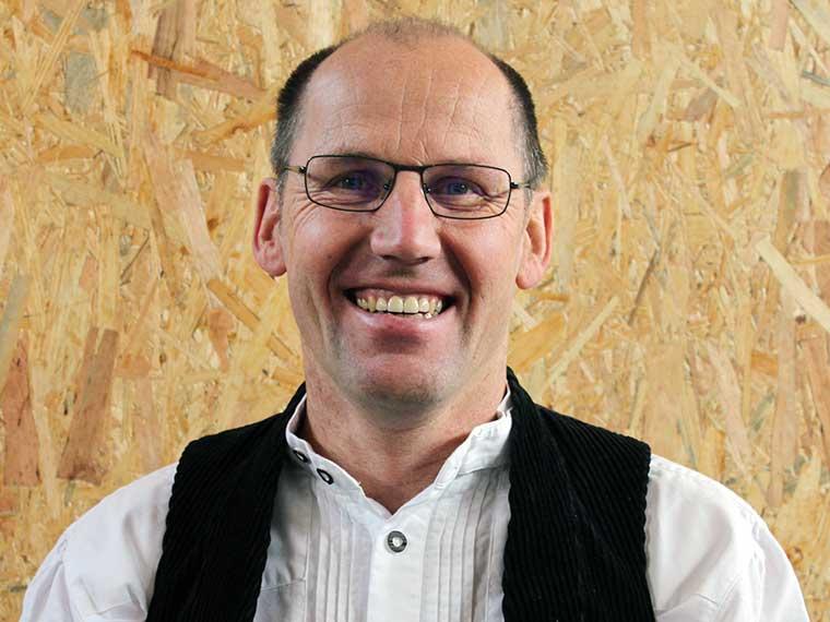 Geschäftsführer Zimmererbetrieb Alfred Merz
