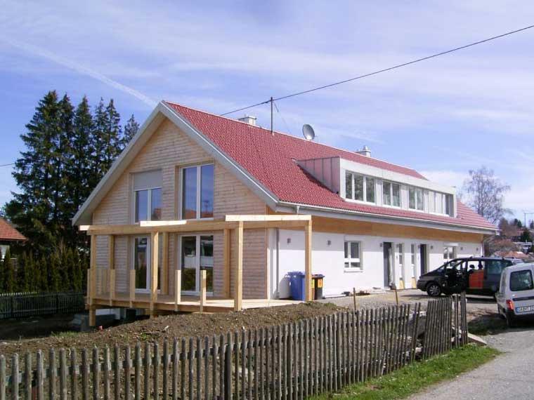 Carports & Garagen von Holzbau Merz