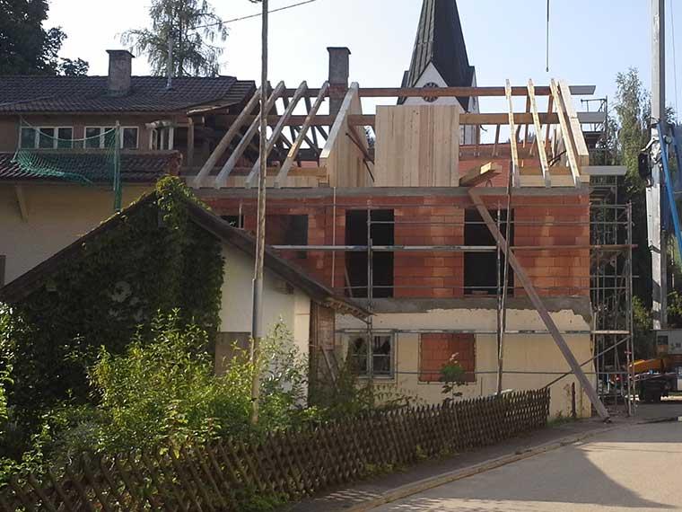 Der Dachstuhl – das Herz Ihres Daches
