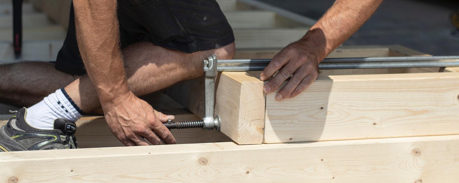 Karriere bei Holzbau Merz