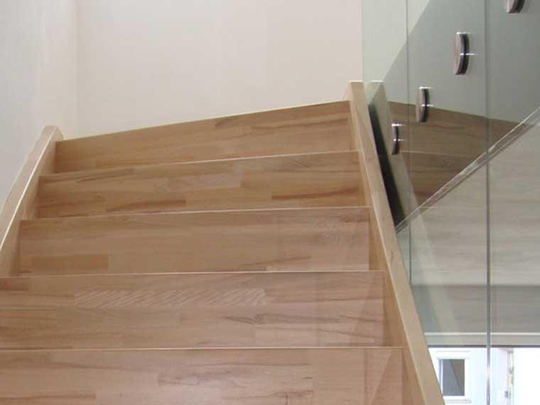 Treppenbau von Alfred Merz Holzbau