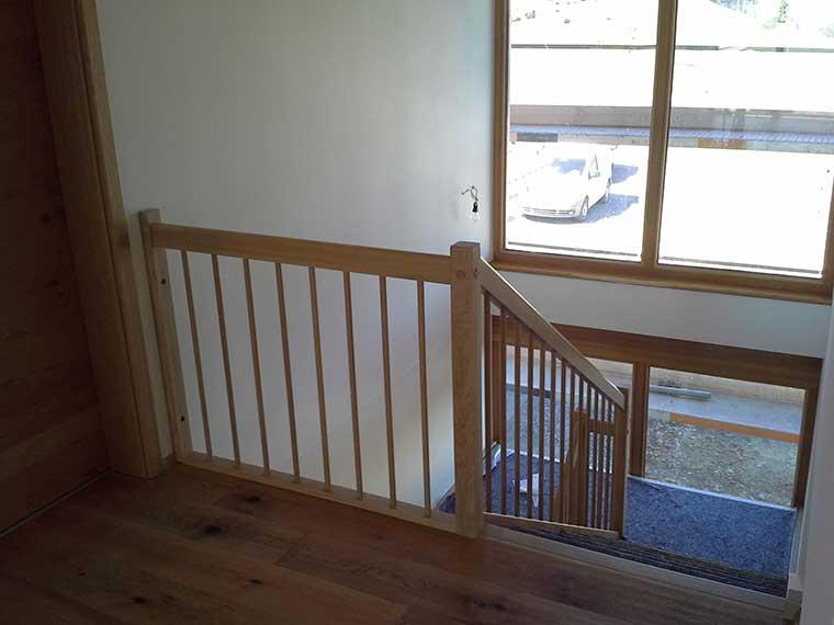 Ihr individuelles Holztreppen von Merz Holzbau