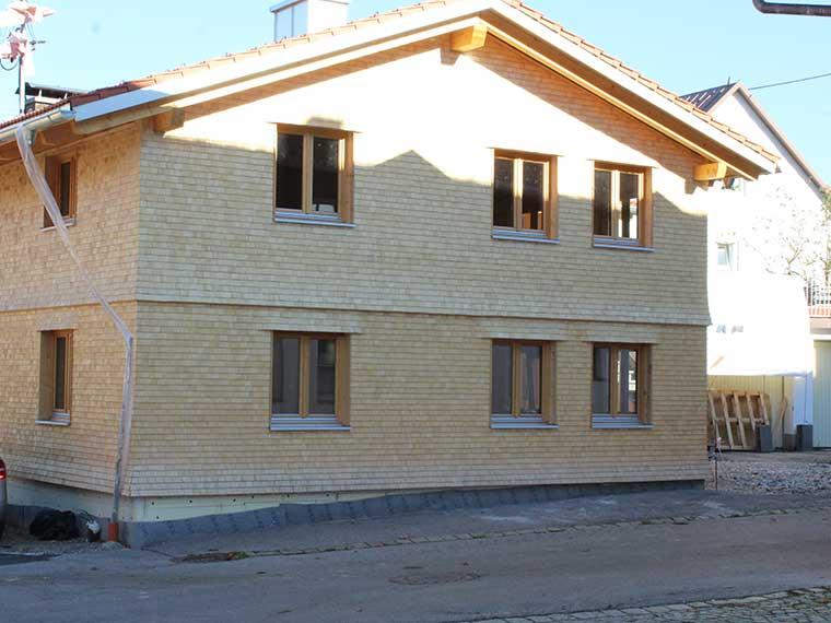 Altbausanierung und Sanierungsarbeiten von Holzbau Merz