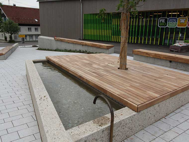 Sonderbau von Merz Holzbau
