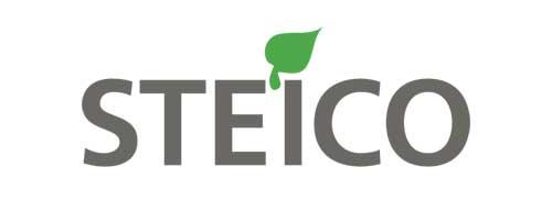 Logo Steico Naturbausystem