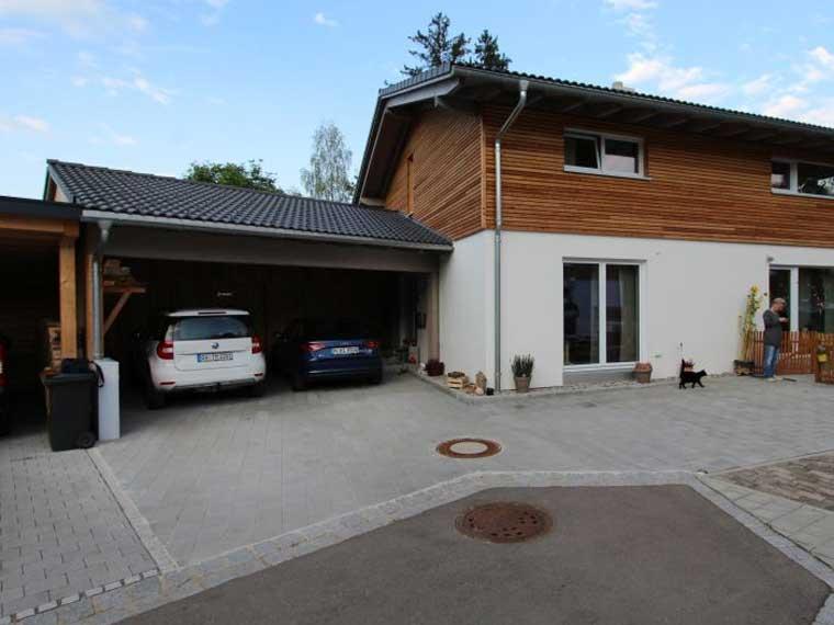 Holzhausbau von Alfred Merz Holzbau