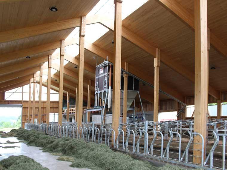 Landwirtschaft: Holzbau von Holzbau Alfred Merz