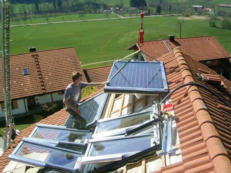 Dachstühle, Dachgauben, Dachfenster von Ihrem Zimmerer im Allgäu